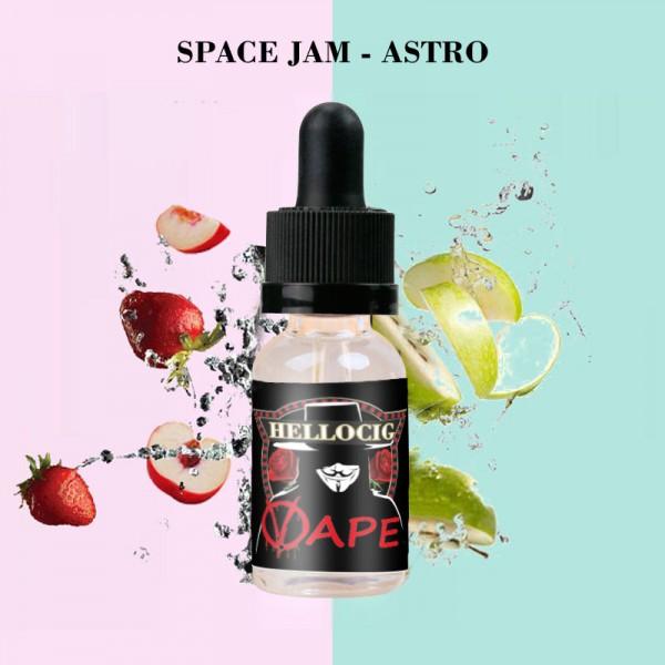 Space Jam - Astro Flavor E-Liquid 10ML