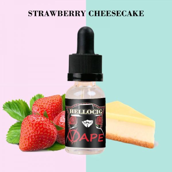Strawberry Cheesecake Flavor E-Liquid 10ML