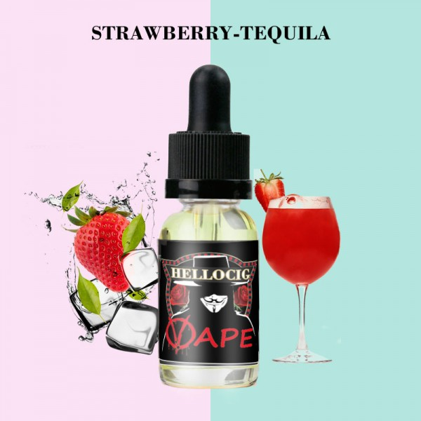 Strawberry Tequila Flavor E-Liquid 10ML