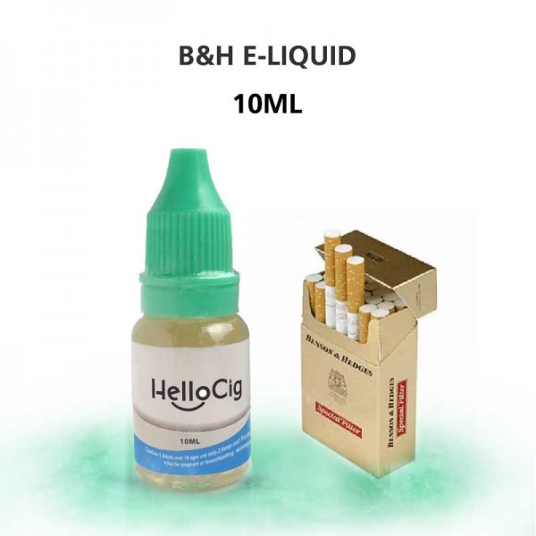 B&H HC 電子タバコ用リキッド 10ML