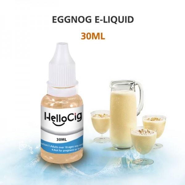 エッグノッグ風味 HC 電子タバコ用リキッド 30ML