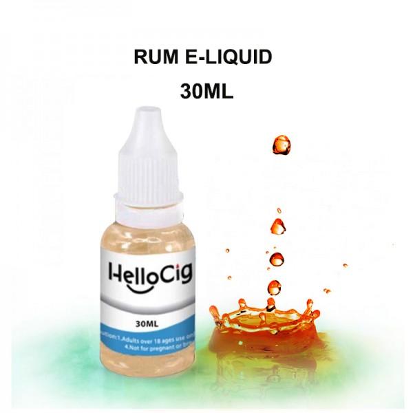 ラム風味 HC 電子タバコ用リキッド 30ML