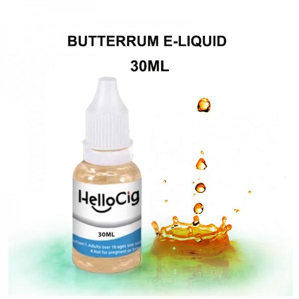 バター・ラム風味 HC 電子タバコ用リキッド 30ML