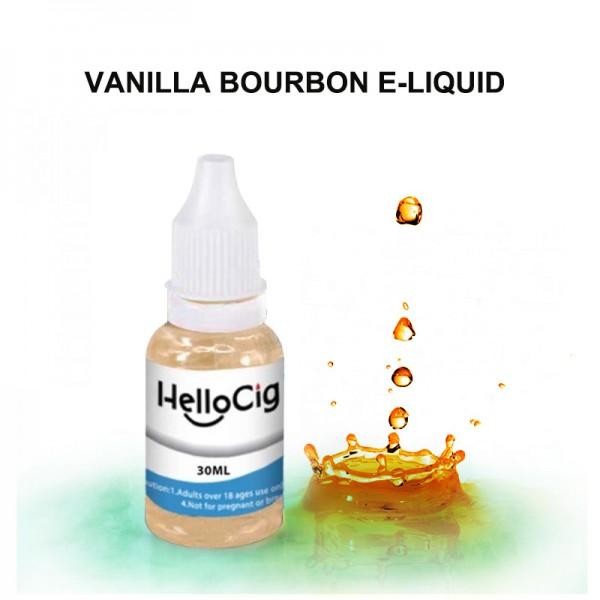 バニラ・バーボン風味 HC 電子タバコ用リキッド 30ML