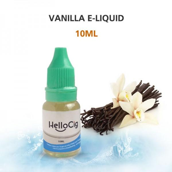バニラ風味 HC 電子タバコ用リキッド 10ML