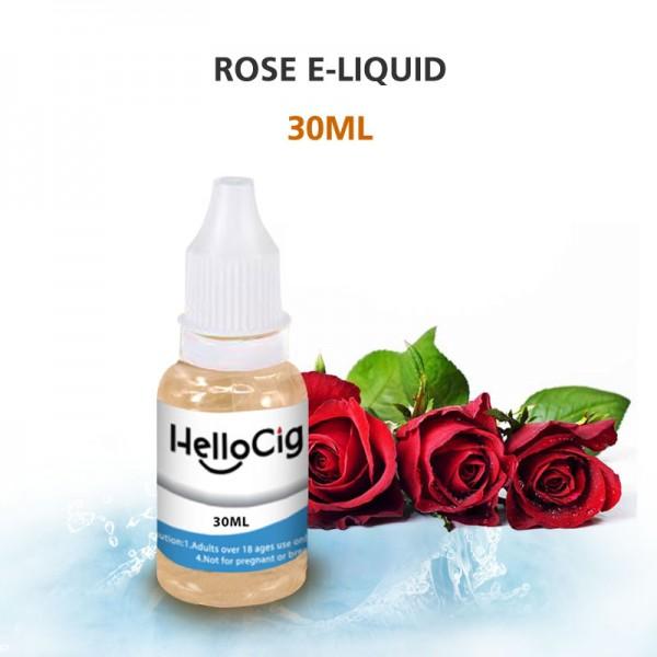ローズ風味 HC 電子タバコ用リキッド 30ML