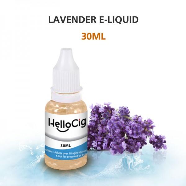 ラベンダー風味 HC 電子タバコ用リキッド 30ML