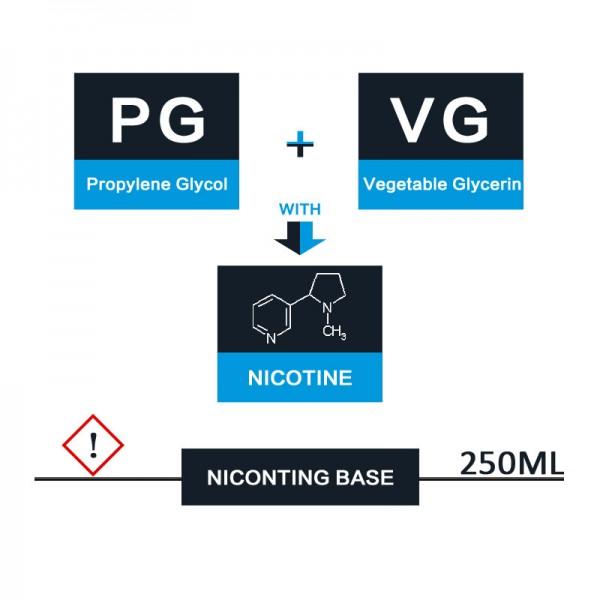 ベース液 250ML (0-48mg/ml)