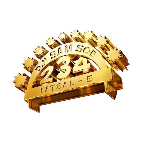 インドネシア・234 djiサムソー HC 電子タバコ用リキッド 250ML