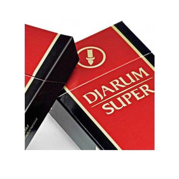 インドネシア・djarumスーパー HC 電子タバコ用リキッド 60ML