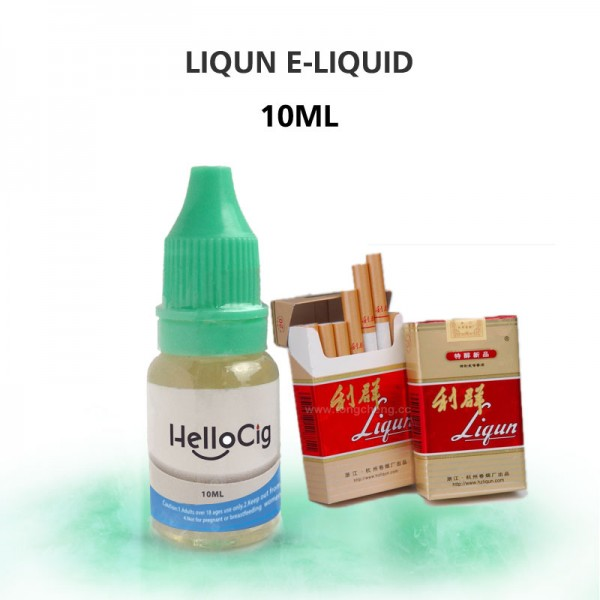 利群(Liqun)HC 電子タバコ用リキッド 10ML