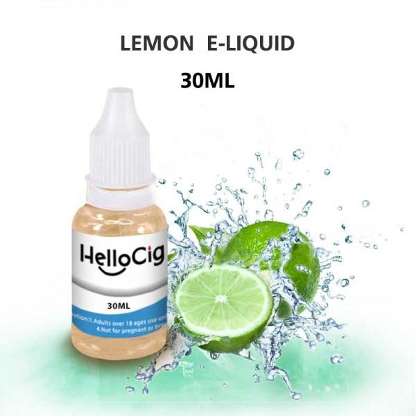 レモン風味 HC 電子タバコ用リキッド 30ML