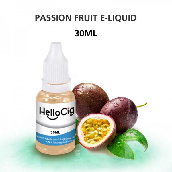パッション・フルーツ風味 HC 電子タバコ用リキッド 30ML