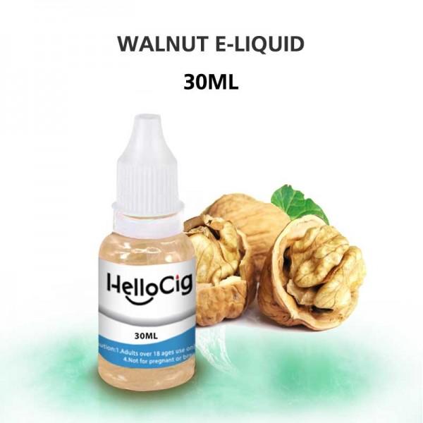 クルミ風味 HC 電子タバコ用リキッド 30ML