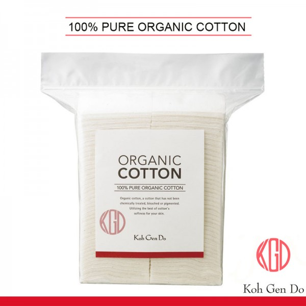 Koh Gen Do 100% Pure Organic Cotton five Pieces from Japan
