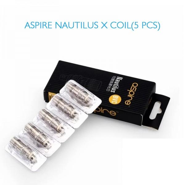 電子タバコ aspire Nautilus アスパイア ノーチラス BVC 交換用コイル