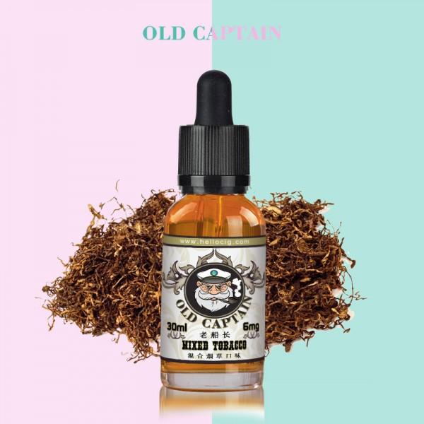 Old  Captain Flavor E-Liquid 30ML