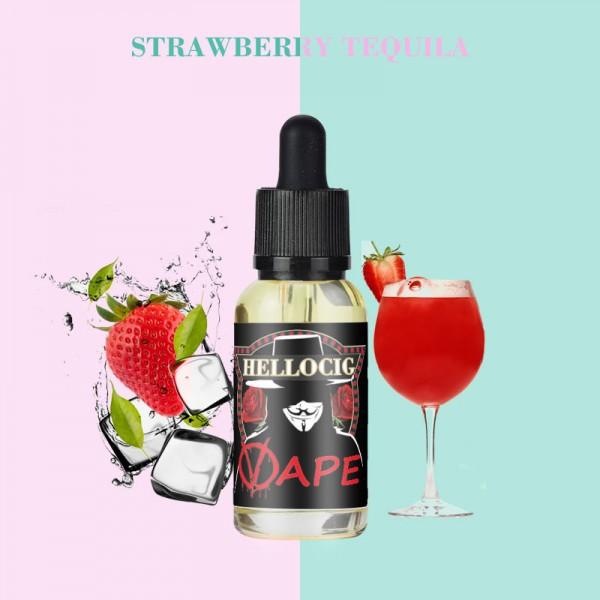 Strawberry Tequila Flavor E-Liquid 30ML