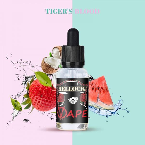 Tiger's Blood Flavor E-Liquid 30ML