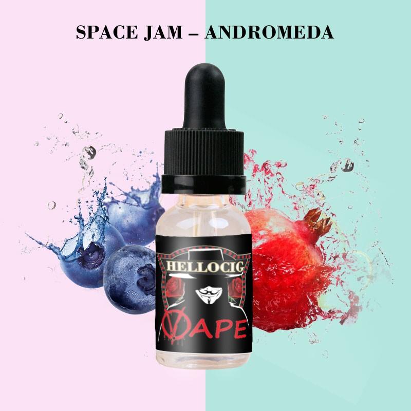 Space Jam – Andromeda Flavor E-Liquid 10ML