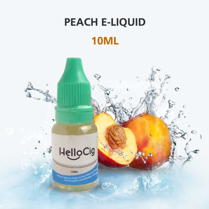 Peach 10ML E-Liquid for E-Cigarette