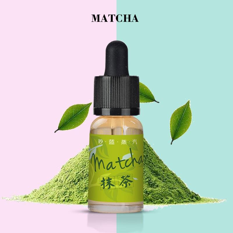 Matcha Flavor E-Liquid 10ML