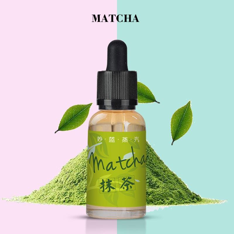Matcha Flavor E-Liquid 30ML